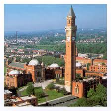 Oasis at the University of Birmingham -