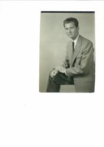 Dad Formal & Serious