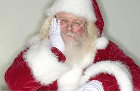 Disappointed *Santa*